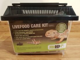 Live food care kit brand new