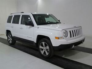 2016 Jeep Patriot HIGH ALTITUDE 4X4 *LEATHER*