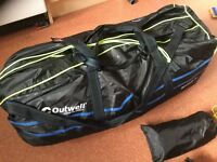 Outwell Nevada S tent- Excellent condition used just once.