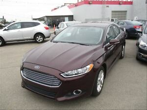 2013 Ford Fusion SE  Heated Leather  Bluetooth  Cruise