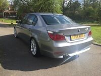 BMW 5 SERIES 3.0 530d SE 4dr...fully loaded..px well come.mint condtion