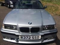 BMW 318IS 1.9 SPORT E36 COUPE