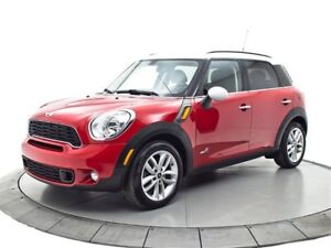 2014 MINI Cooper Countryman AWD*** MODEL S**A VOIR!