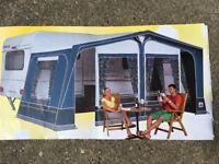 Dorema Daytona full size caravan awning