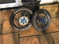 Kawasaki Kx 85 small talon wheels