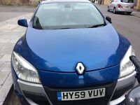 2009 Renault Megane coupe for sale £2700 Ono