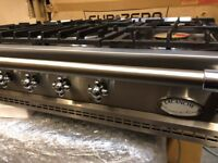 Stunning Lacanche Range Cook top Bulit in Hob Oven cooker INC VAT Steel & Chrome