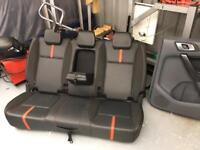 2014 ford ranger wildtrak seats