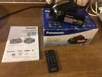 Panasonic HDC-HS20 High Definition Video Camera