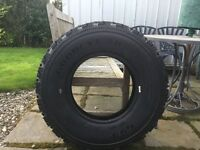 Goodyear G90 Tyre 7.50 X 16 Land Rover 4x4 £60