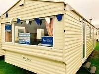 Static caravan that sleeps 6 for sale at Sandy Bay Holiday Park with 5* facilities open 12 months