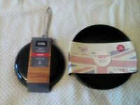 BRAND NEW SPRINGFORM CAKE TIN AND FRYING PAN FOR SALE