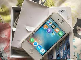 iPhone 4S Unlocked very good condition