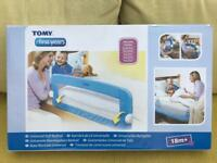 Tomy Toddler Bed Rail Blue
