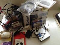 Job Lot - computer stuff/telephone cables etc..
