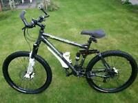 SOLD SOLD SOLD Carrera Banshee X Full Suspension Mountain Bike