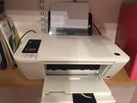 HPDeskjet Printer/Copier with Ink cartridges in.