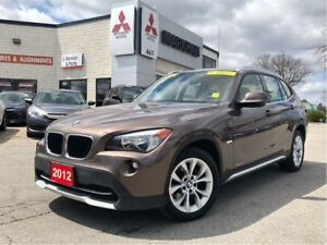 2012 BMW X1 xDrive28i, 8 Speed AT, AWD, Panoramic Roof, Alloy