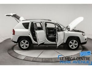 2016 Jeep Compass High Altitude, AWD, CUIR, TOIT, BANCS CHAUFFAN
