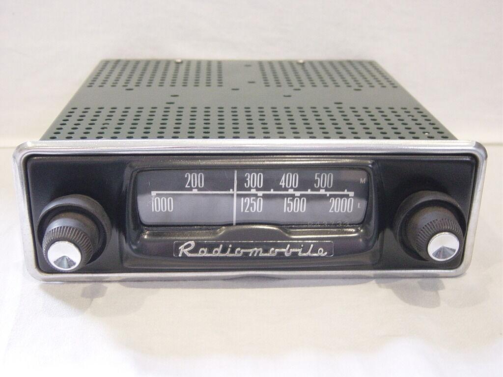 Vintage Car Radio Conversion 67