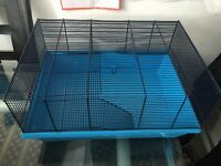 Hamster/gerbil cage