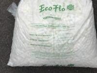12 Cubic Feet Approx Eco Flo Loose fill Packing Peanuts 100% Biodegradable Eco Friendly