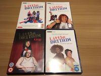Little Britain, Simpsons, Harry Potter...