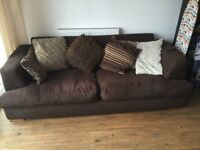 Super Comfy 3 Seater Sofa