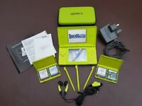Nintendo DS Lite Handheld Console (Green)