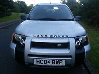 04 new LANDROVER free lander TDi ,clean looking ,good drive (bargain)