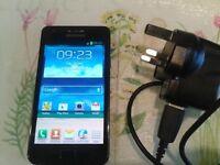 SAMSUNG GALAXY S2 **UNLOCKED ANY SIM**HD AMOLED SCREEN Android smartphone
