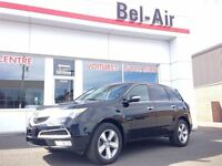 2012 Acura MDX SH-AWD (A6) All-wheel Drive
