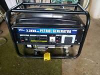Generator,Pro User 2.3 KVA portable petrol generator Model G 2300
