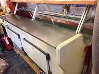 Second hand display fridge for slae just @ £300