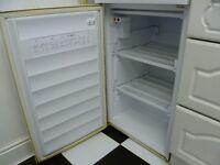 LEC freezer, standard below work top size.