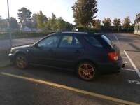 Subaru impreza gx2.0 hatchback
