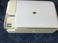 HP photsmart colour printer, scanner and copier