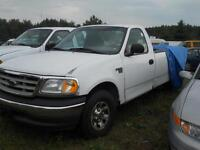2001 Ford F150 XL - Natural Gas Truck