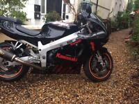 Kawasaki Zx7r swaps only