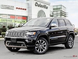 2017 Jeep Grand Cherokee OVERLAND | NAVI | DEMO CLEAROUT | HUGE
