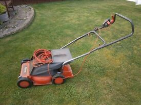 Lawnmowers, electric rake & strimmer - All well-used but in fully working order.