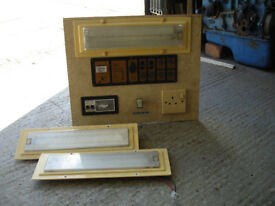 auto sleeper Flair control panel