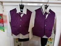 Boys suits! Wedding, page boy