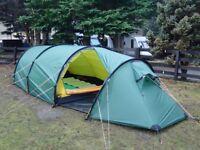 Hilleberg Kaitum 3 GT tent + footprint