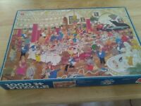 Jigsaw puzzles X 2