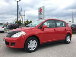 2011 Nissan Versa 1.8 S ~Simple, Spacious Transportation