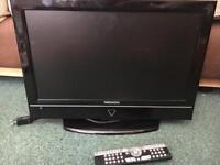 19 inch tv & DVD player