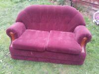 2 seat sofa * FOR FREE*