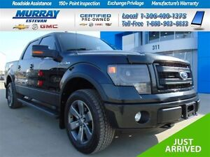 2013 Ford F-150 *Leather *20in alloys *Heated seats *Clean local