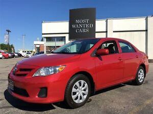 2013 Toyota Corolla HEATED SEATS | NO ACCIDENTS Kitchener / Waterloo Kitchener Area image 2